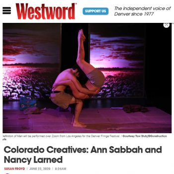 Westword Colorado Creatives - lo